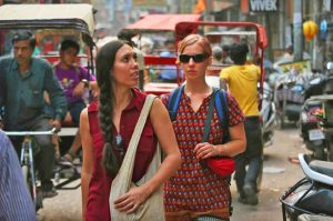 Рост индустрии гостеприимства в Индии.